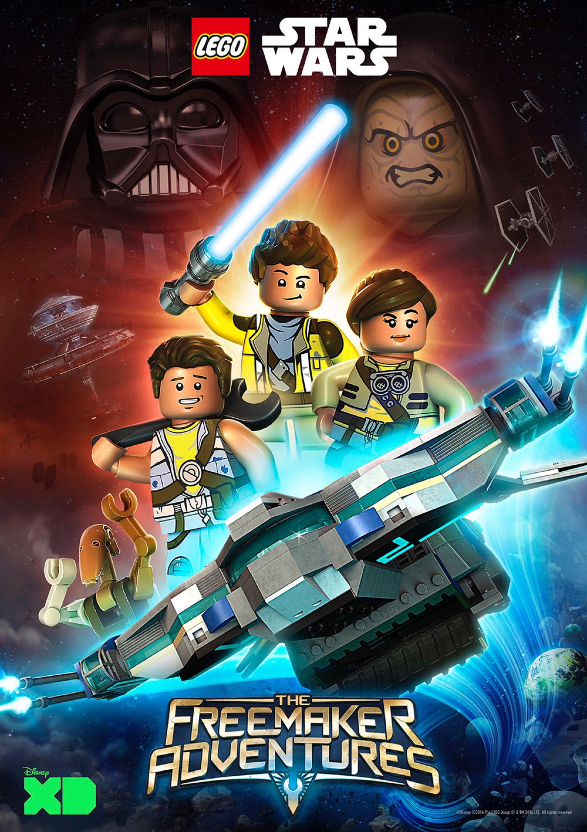 disney xd lego star wars the freemaker adventures  the