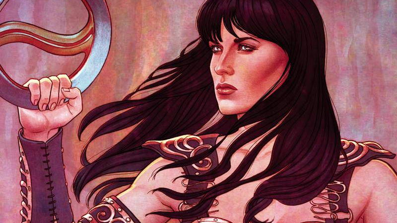 Javier Grillo Marxuach (Lost, The Middleman) Was Recently Made Showrunner  Of The Upcoming Xena: Warrior Princess Television Reboot. Genevieve  Valentine ...