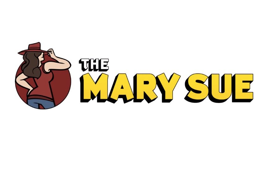 Image result for the mary sue logo