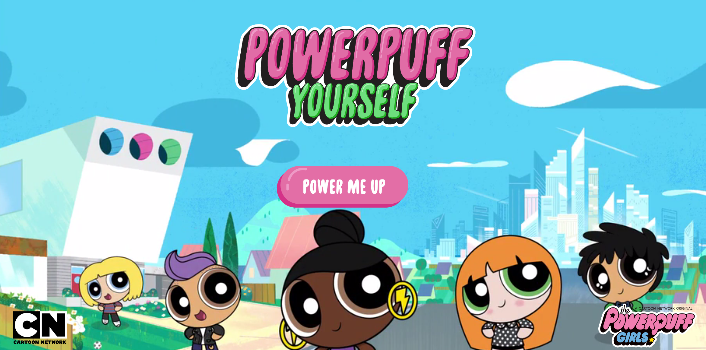 The powerpuff girls make your own-1041