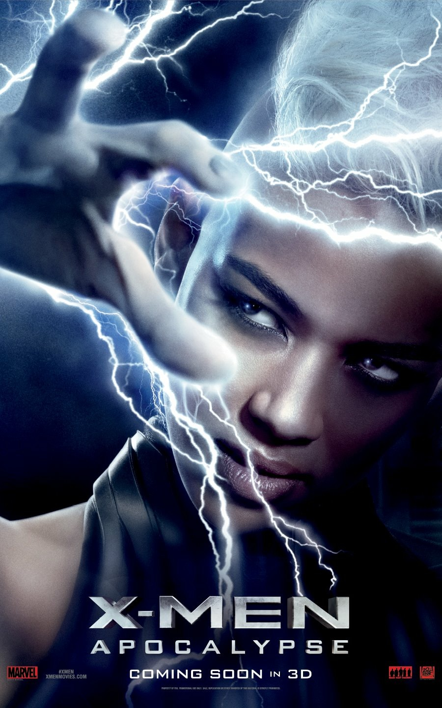 X Men Apocalypse Character Posters Debut The Mary Sue