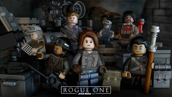 Things We Saw Today: Rogue One: A Star Wars Story LEGO