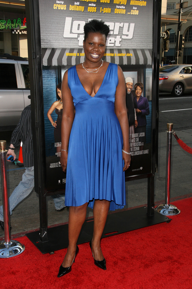 Stylists Blame Leslie Jones For Clothes Not Fitting Her