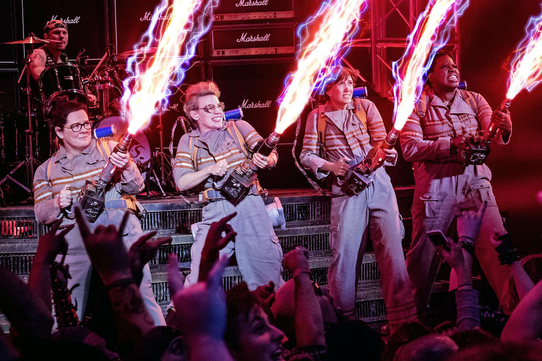 Our Next Dose of Big-Screen Ghostbusters May Arrive in 2019
