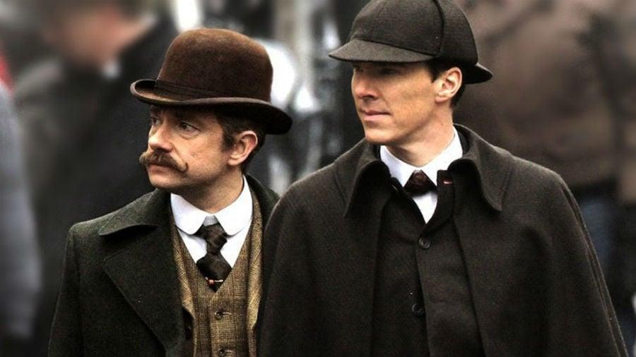 Sherlock holmes dating
