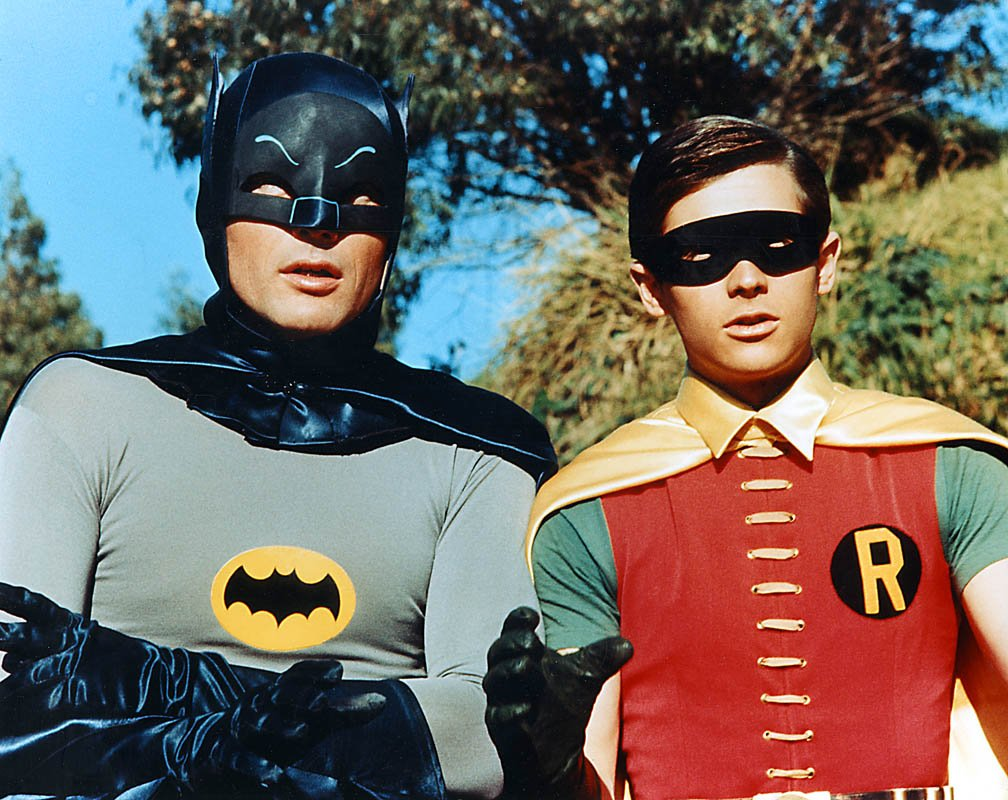 """Intense"" Stephen King Batman and Robin Story on Podcast ..."