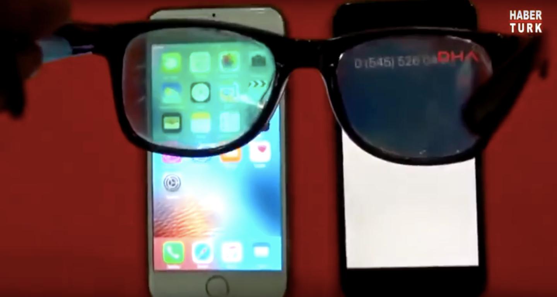 iphone spy glasses