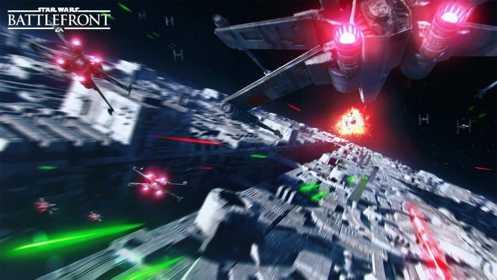 Things We Saw Today: Get Ready to Fly The Trenches in Star Wars: Battlefront Death Star DLC