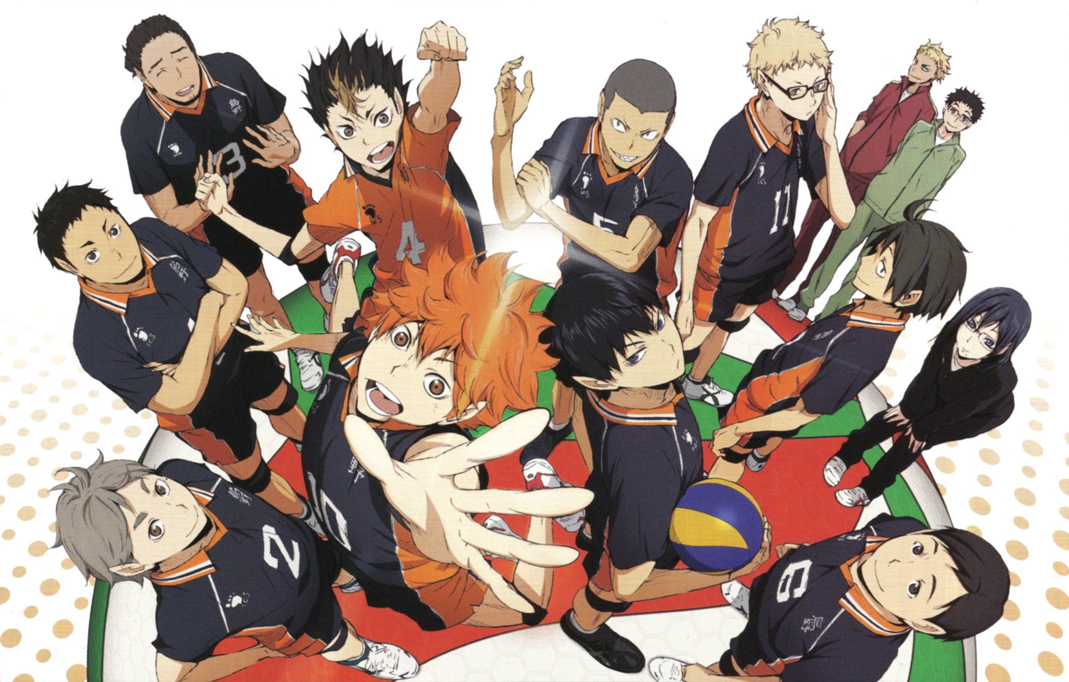 Haikyuu | The Mary Sue