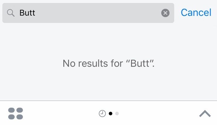 Mlp Rarity Porn Butt - My Little Pony Porn Comes up in iMessage GIF Search | The ...