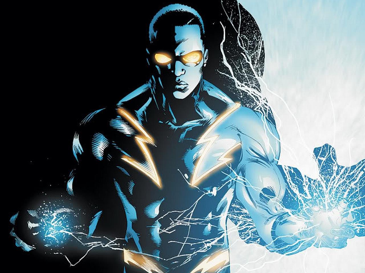 Black Lightning Serie