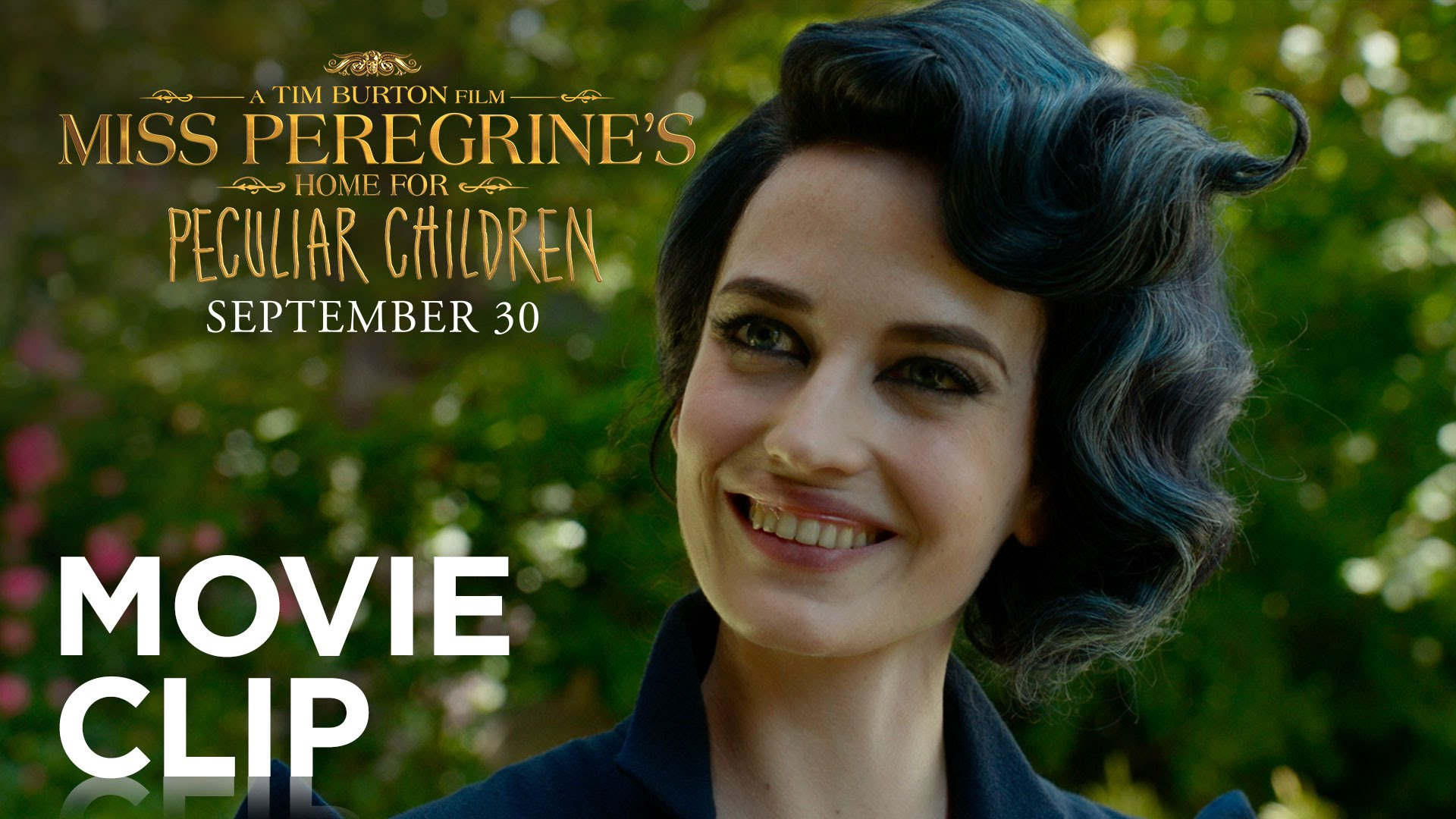 full movie miss peregrine home