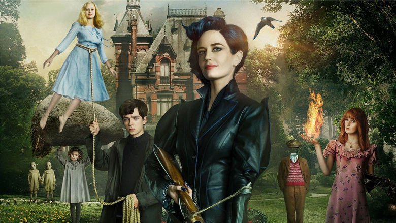 Review Miss Peregrine S Home For Peculiar Children All Spectacle No Substance The Mary Sue