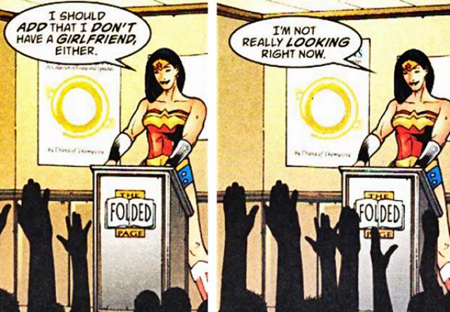 Wonder woman gf — 13