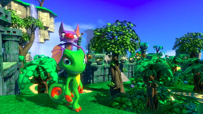 Yooka-Laylee cancelled for Wii U, Playtonic looking into Switch verison