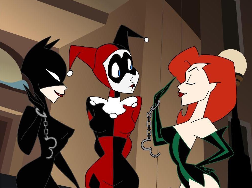 4c51da97bd3d88 Margot Robbie s Harley Quinn Movie Team-Up