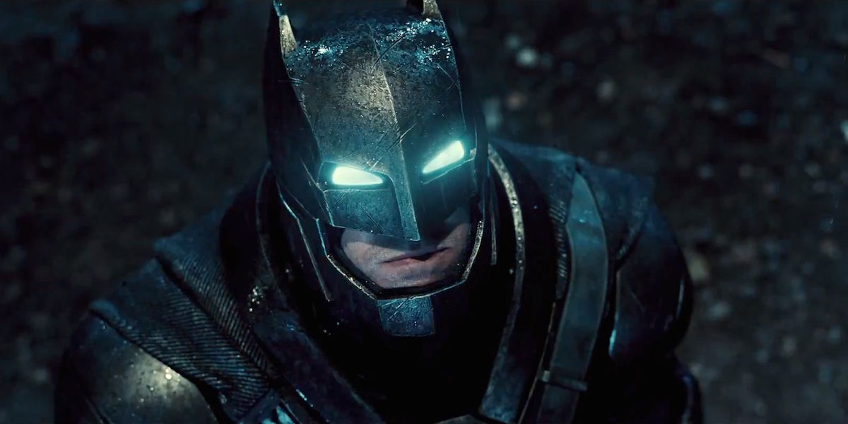 'Batman' Director Matt Reeves Has Dropped Ben Affleck's Script
