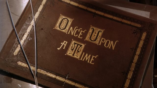 Once Upon A Time Burning Series