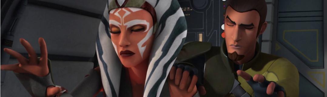 The Underexplored Camaraderie of Jedi Kanan & Ex-Jedi Ahsoka