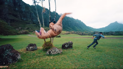 Things We Saw Today: Jurassic Park Parkour Is Ridiculous T ...