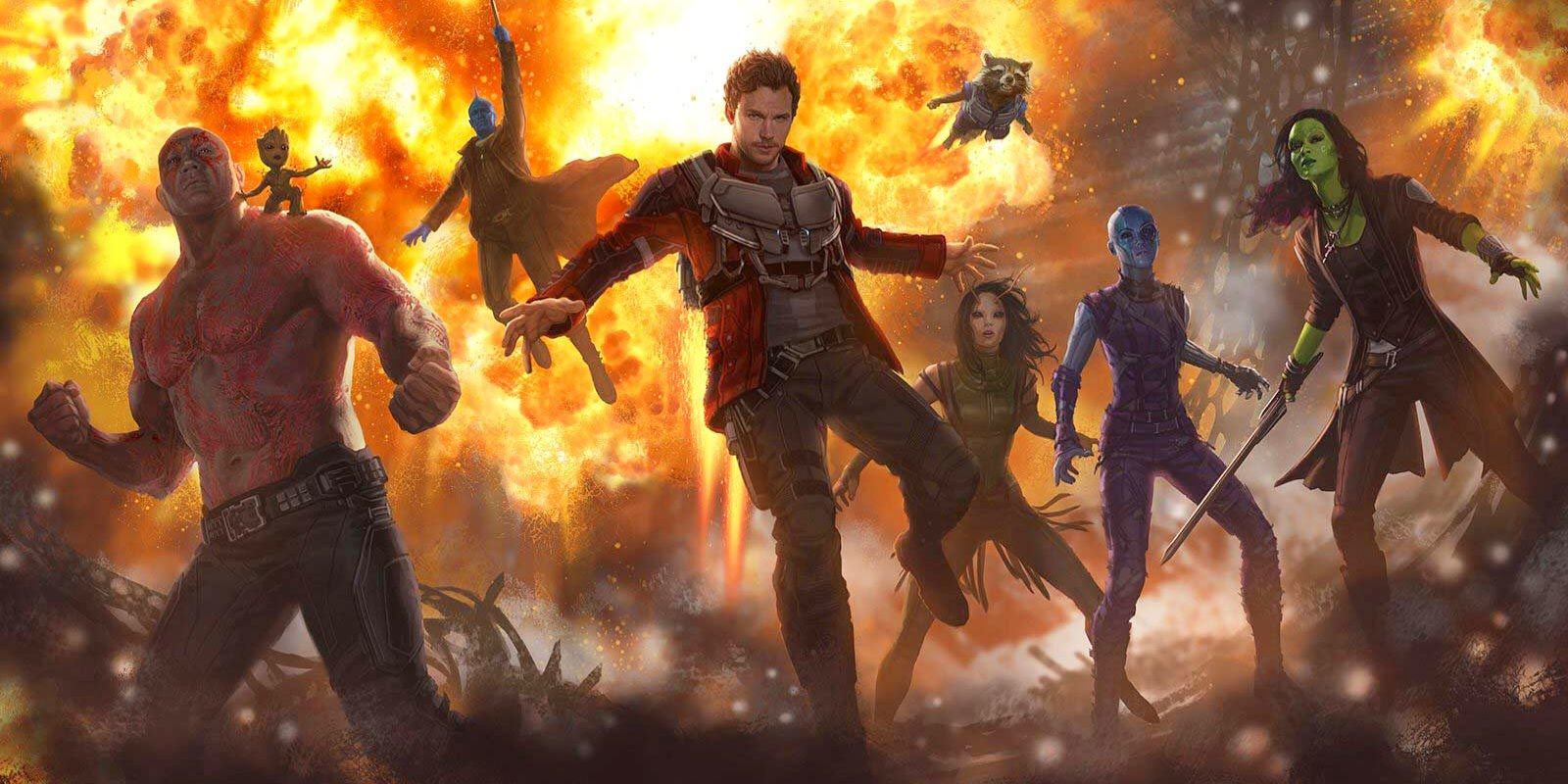Marvel's Guardians of the Galaxy: Vol. 2