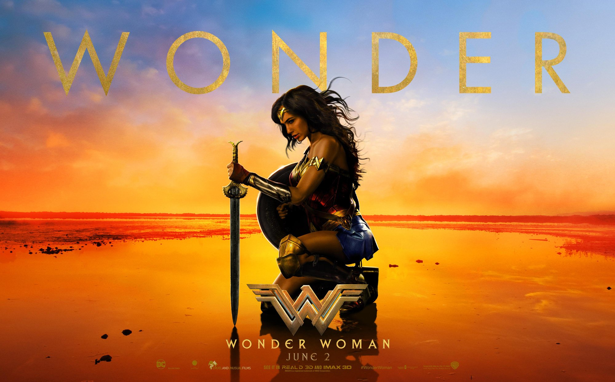 A Wonderful Review: Wonder Woman; Spoilers and Mythos