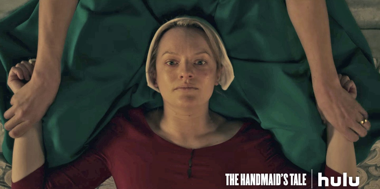 The Handmaids Tale Mayday Quote - Handmaid s tale elizabeth moss mayday resistance may day protests image hulu