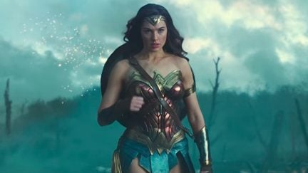 Wonder Woman Not Exactly 'Strong Female Character'—That's ...