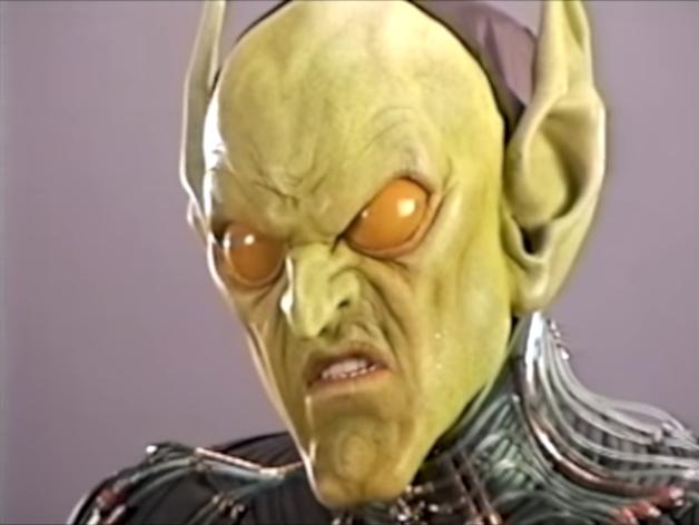 Willem Dafoe Green Goblin