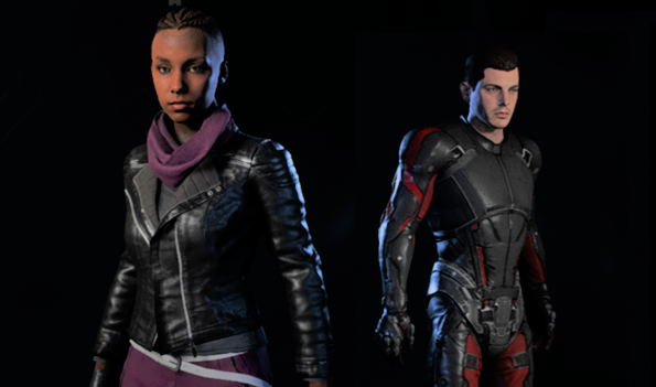 Cyberpunk 's Character Creator Will Include Nonbinary Gender Options - Game Informer