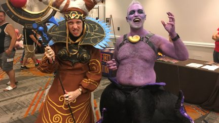 Our Favorite Cosplay From Flame Con, NYC?s Awesome Queer Comic Con