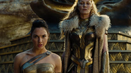 Wonder Woman's Incredible Myth Sequence | The Mary Sue
