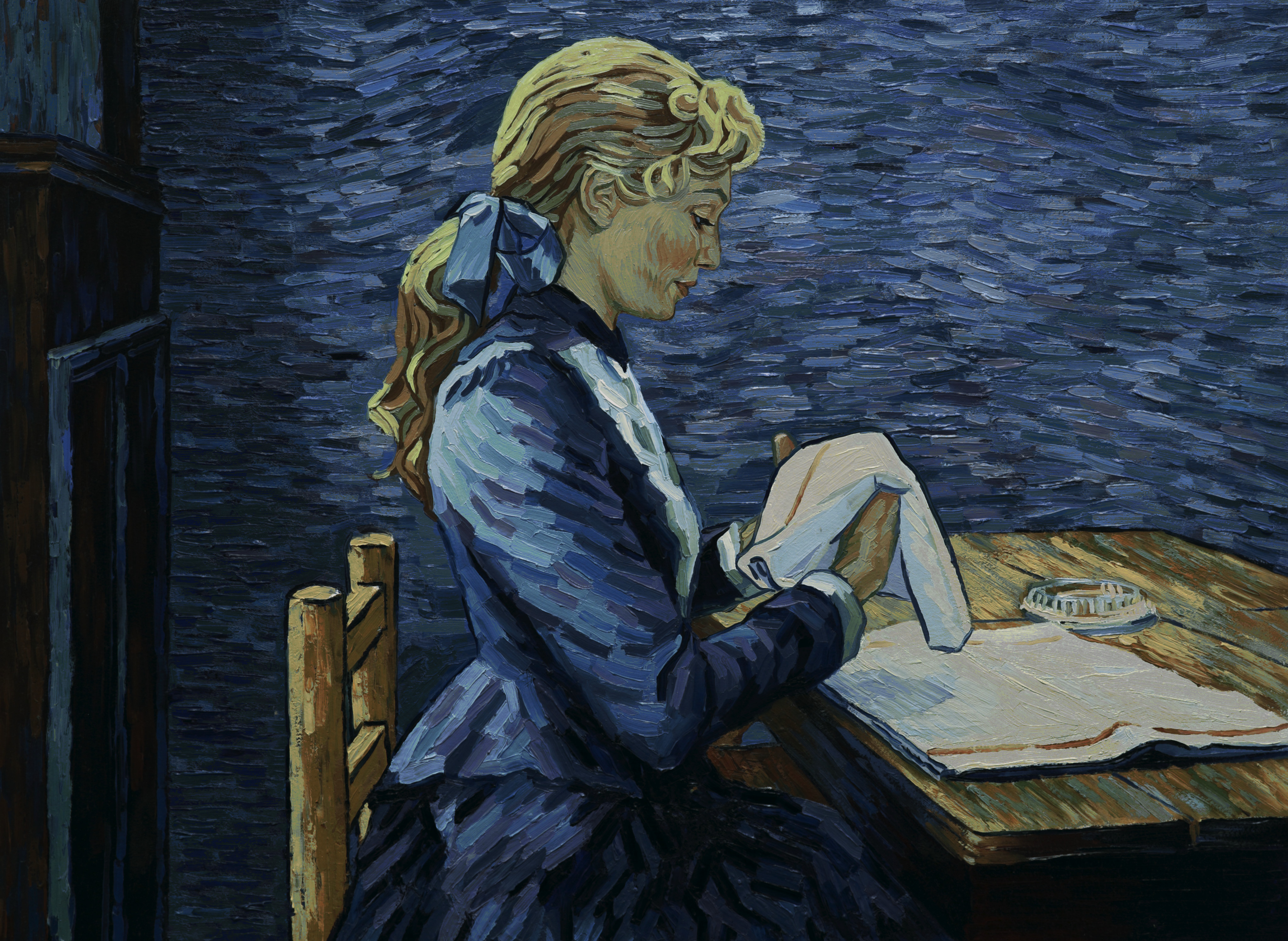 Interview How Loving Vincent Brought Van Gogh S Paintings To Life The Mary Sue