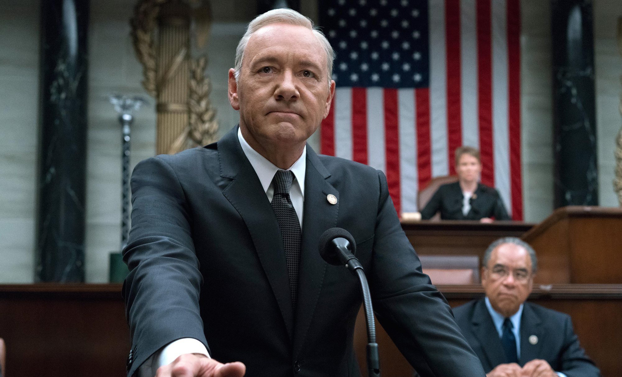 Eight House of Cards Employees Accuse Kevin Spacey