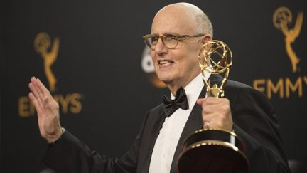 """image: Disney-ABC Television Group/Flickr Jeffrey Tambor at THE 68TH EMMY(r) AWARDS - """"The 68th Emmy Awards"""" broadcasts live from The Microsoft Theater in Los Angeles, Sunday, September 18 (7:00-11:00 p.m. EDT/4:00-8:00 p.m. PDT), on ABC and is hosted by Jimmy Kimmel. (ABC/Image Group LA)"""