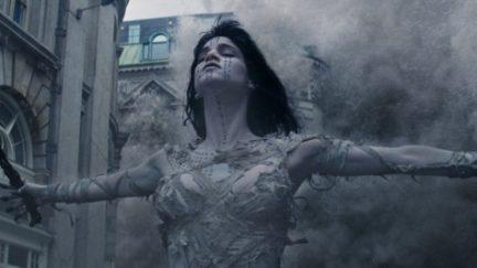 Screenshot The Mummy (2017)