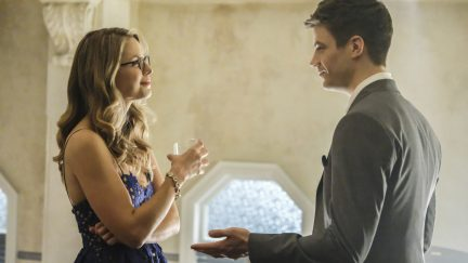 image: Bettina Strauss/The CW Supergirl --