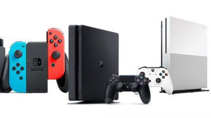Nintendo Switch, PS4, Xbox One