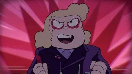 Image via Cartoon Network, from the Steven Universe episode