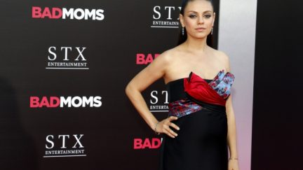 Mila Kunis at the Los Angeles