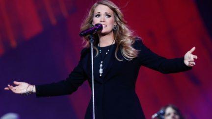 Carrie Underwood 2014