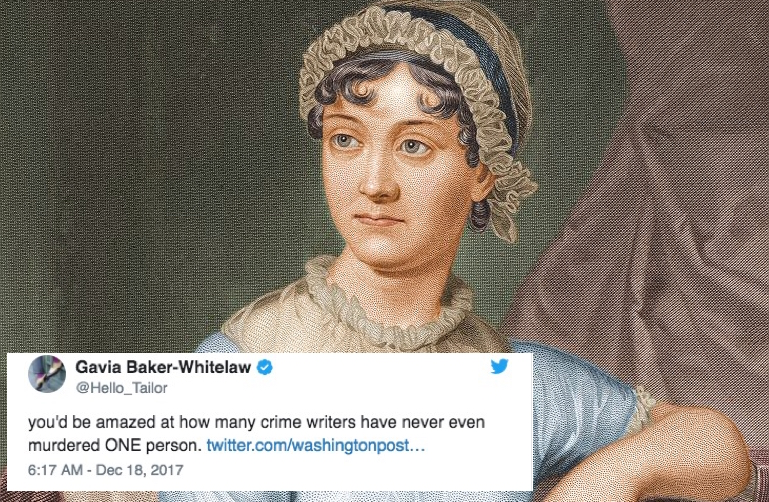 Reminder: Jane Austen Twitter Will Not Suffer Your Ignorant, Sexist Twaddle