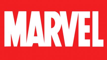 Marvel Comics logo, via Wikimedia Commons