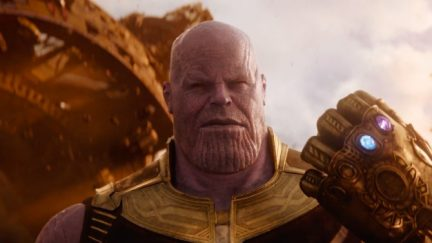 What Does Kevin Feige S Thanos Comment Mean For Avengers