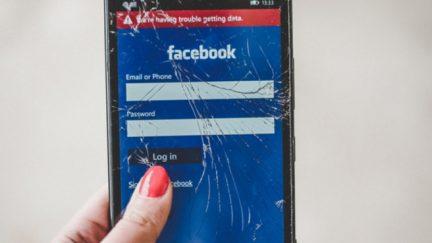 facebook ban jail women harassment