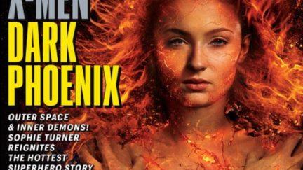 EW X-Men Cover