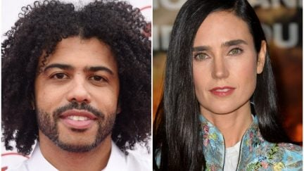image: Shutterstock, edited by Teresa Jusino Daveed Diggs Jennifer Connelly