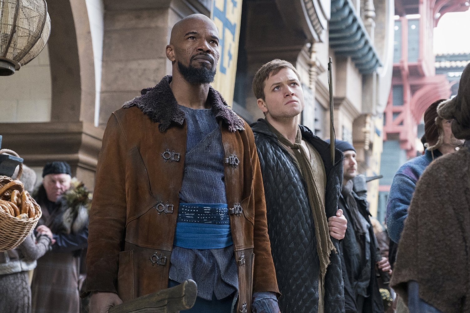 "Please, Please Let This ""Gritty"" Robin Hood Movie Be Good"