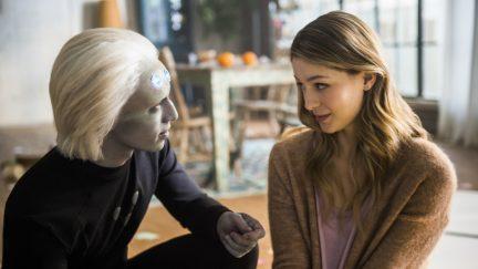 Image: Diyah Pera/The CW Supergirl --