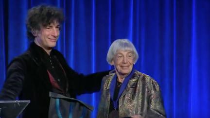 Gaiman and Le Guin